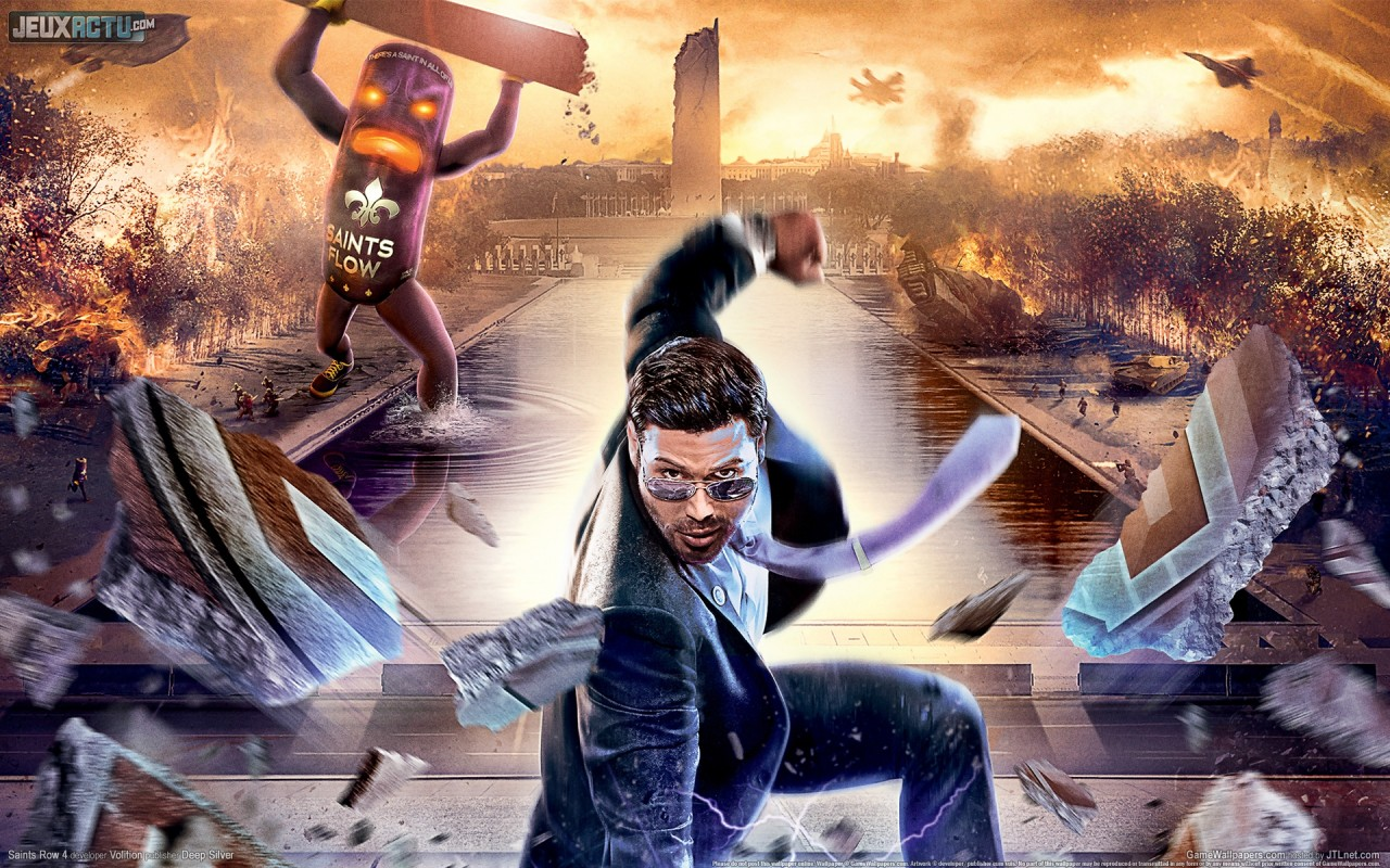 Saints row 4 flirten