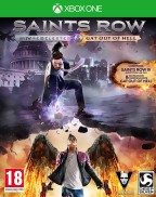 Saints Row IV Re-elected + Gat Out of Hell