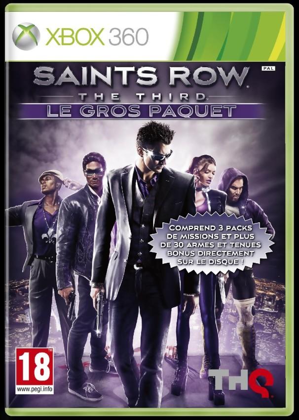 Saints Row The Third : Le Gros Paquet