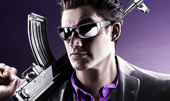 Saints Row 3 : du gameplay avec un braquage qui tourne mal sur Switch
