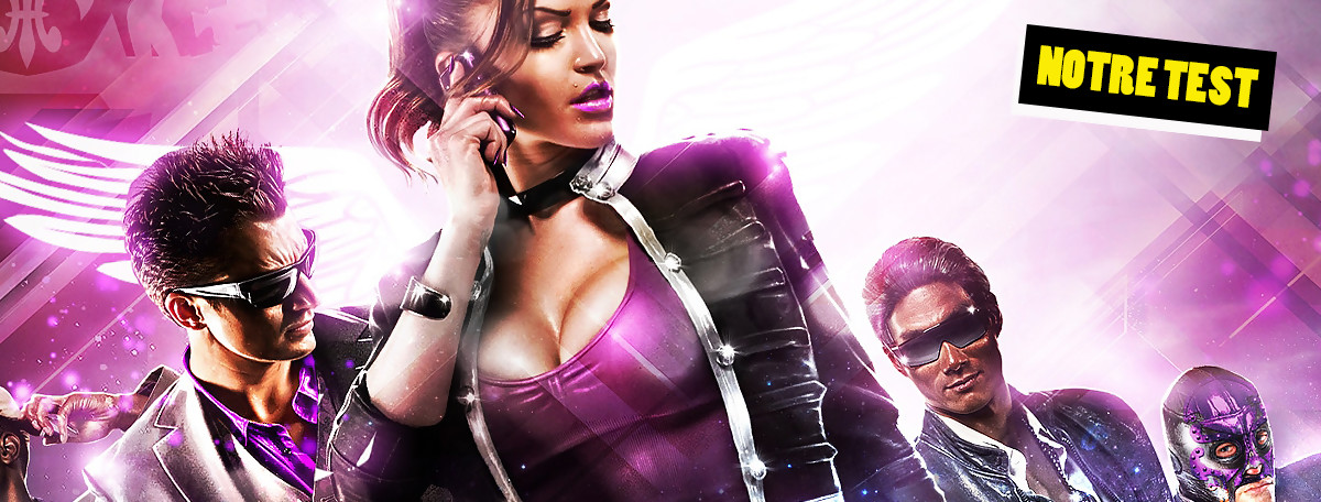 Test Saints Row 3 Remastered :  has-been, oui, mais toujours aussi cool ?