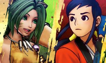 Samurai Shodown : Cham-Cham et Hibiki Takane dans le Season Pass 3