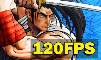 Samurai Shodown : une version Xbox Series X|S à 120fps, trailer et message de SNK