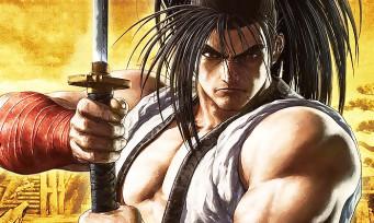 Samurai Spirits : découvrez la séquence d'introduction du jeu