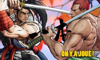 Samurai Spirits : on y a joué, le retour de la grande baston made in SNK ?