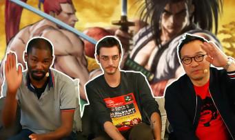 Samurai Shodown : notre livestream (1h) pour décortiquer le gameplay