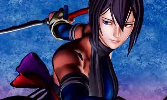 Samurai Spirits : toutes les attaques de Shiki présentées en vidéo