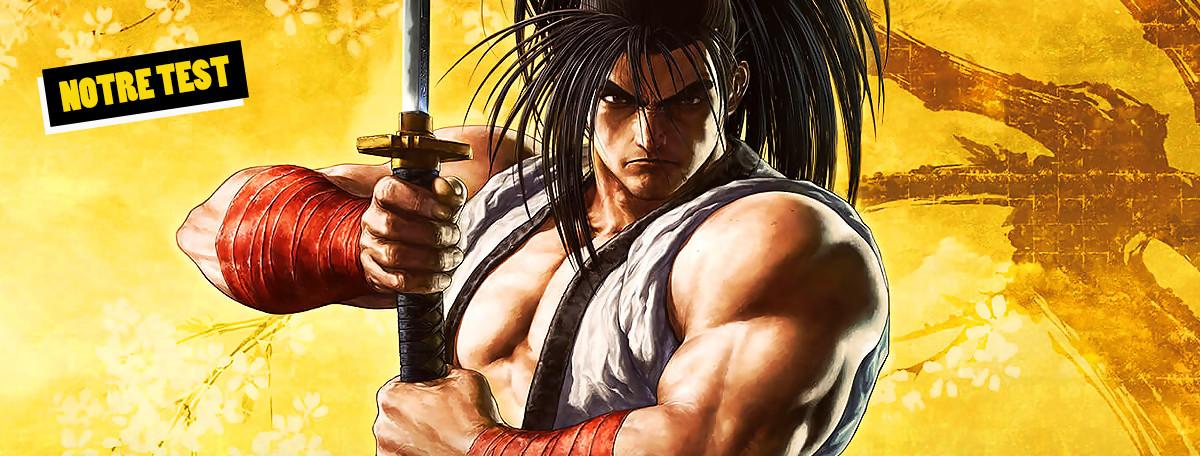 Test Samurai Spirits / Samurai Shodown : SNK signe un reboot bad-ass et violent
