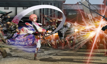 Samurai Warriors 4-2