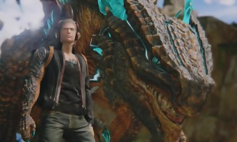 Scalebound : la customisation du dragon en images