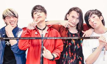 Scarlet Nexus : le groupe japonais The Oral Cigarettes dans la B.O.