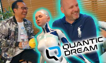 L'ÉMISSION JEUXACTU #40 : David Cage parle de l'avenir de Quantic