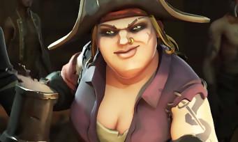 Sea of Thieves : une vidéo qui détaille le système de combat du jeu