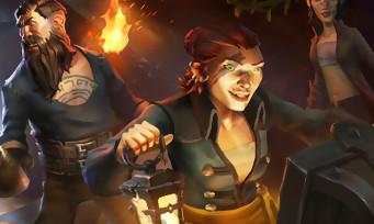 Sea of Thieves : une vidéo de gameplay consacrée à la coopération