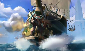 Sea of Thieves : 25 minutes de gameplay avec le cycle jour-nuit