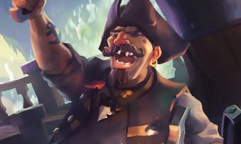 Sea of Thieves : trailer de gameplay sur les activités du jeu