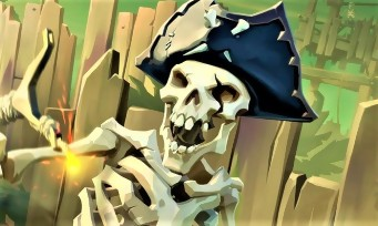 Sea of Thieves : les infos sur l'état des serveurs et la maintenance