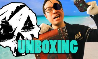 Sea of Thieves : notre unboxing du press kit + la manette collector