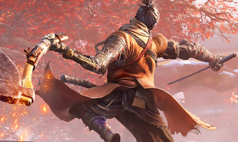Sekiro : 22 min de gameplay, plus corsé que Dark Souls ?