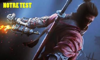 Test Sekiro : la puissance d'un Dark Souls, la finesse d'un Tenchu