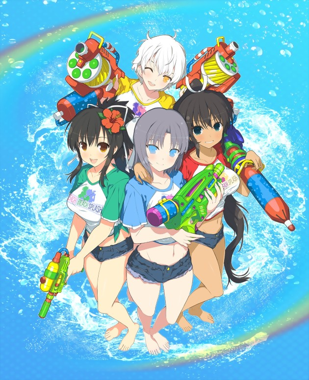 Senran Kagura : Peach Beach Splash