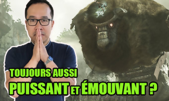 Shadow of the Colossus : on a joué au remake sur PS4 et c'était puissant !
