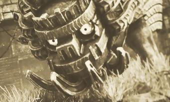 Shadow of the Colossus : un making of qui révèle les secrets du remake