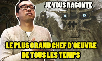 Shadow of the Colossus : je vous raconte le plus grand chef d'oeuvre
