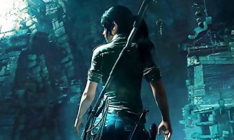 Shadow of The Tomb Raider : une longue séquence d'exploration !