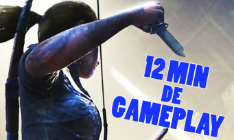 Shadow of the Tomb Raider : plus de dix minutes de combat assassines