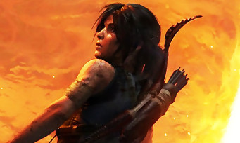 Shadow of the Tomb Raider : un making-of pour le 1er DLC tout chaud tout flamme