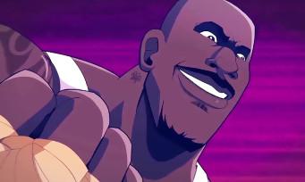 Shaq Fu A Legend Reborn : un trailer de lancement sur PS4