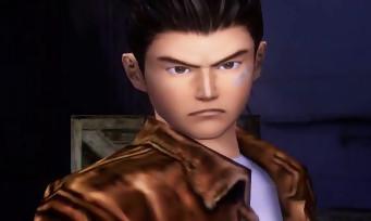 Shenmue 1 & 2 HD : SEGA voulait faire un remake beaucoup plus poussé