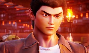 Shenmue 3 : trailer de gameplay sur PS4 et PC