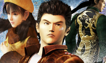 Shenmue I & II HD : trailer de gameplay sur PS4 et Xbox One