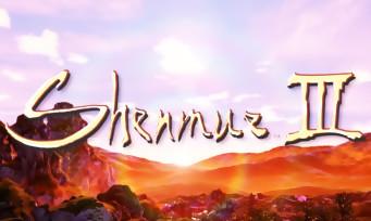 Shenmue III : un trailer nous fait voyager dans des décors chatoyants
