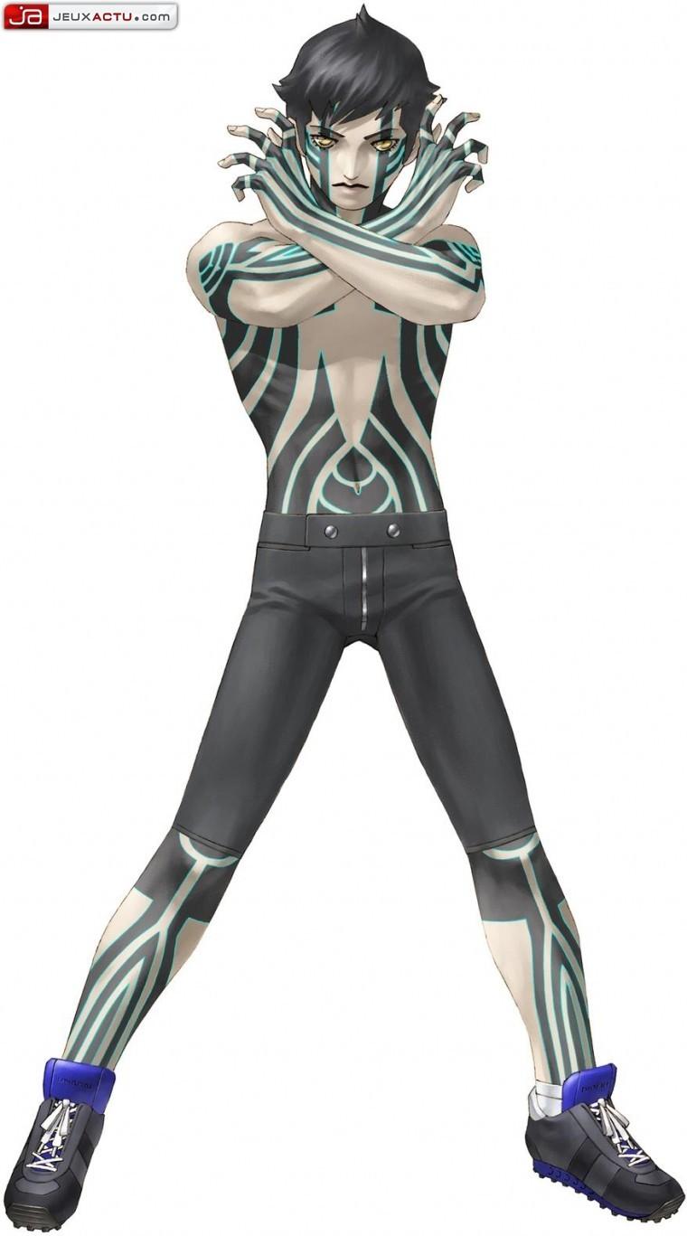 megami hentai Shin lucifers call tensei