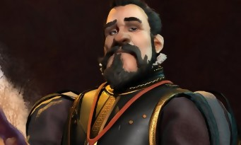 Civilization VI : un trailer pour Philippe II, le Roi d'Espagne