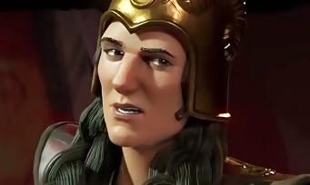 Civilization VI : une vidéo consacrée à Tomyris, la chef des Scythes
