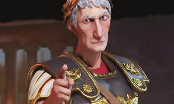 Civilization VI : une vidéo qui présente Trajan, leader de Rome