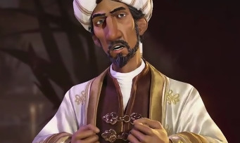 Civilization VI : trailer de gameplay de Saladin, le Roi de l'Arabie