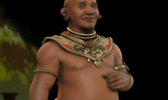 Civilization 6 : trailer de gameplay du peuple khmer
