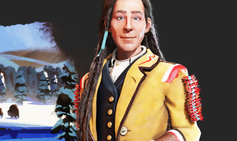 Civilization 6 : trailer de gameplay de Poundmaker, chef des Cri