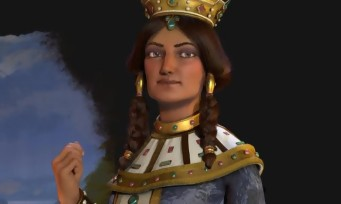 Civilization 6 : trailer de gameplay la reine Tamar de Géorgie