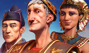 Civilization 6 : un trailer de gameplay pour la version PS4 du jeu