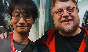 Silent Hills : le trailer PS4 avec Kojima et Guillermo del Toro