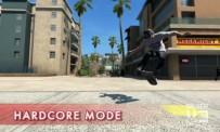 Skate 3 glisse dans une vidéo