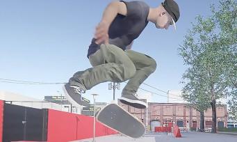 Skater XL : le jeu est repoussé sur PC, PS4 et Xbox One, voici la nouvelle date