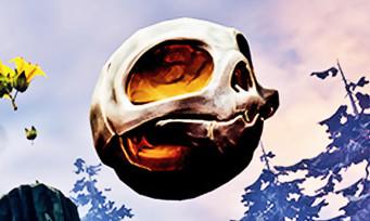Skully : un trailer charmant pour le jeu de plateforme bien roulé