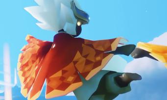 Sky : le jeu des créateurs de Journey arrivera bien sur PS4, Switch et PC, quelques détails